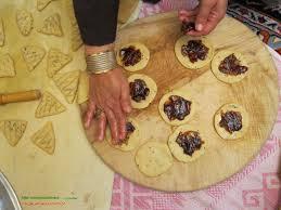 طریقه پخت کلوچه خرمایی